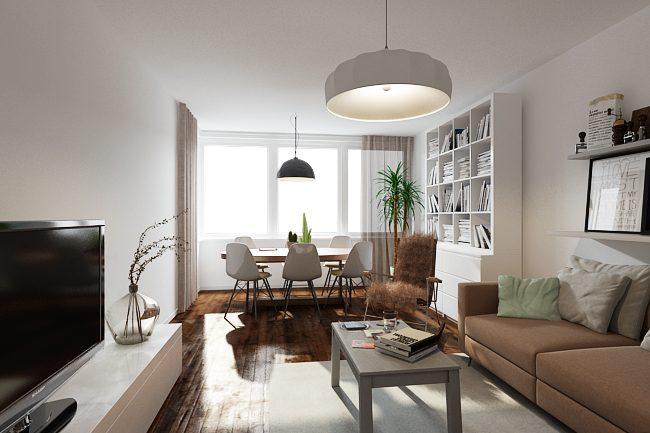Casa interior arquitetura imovel imobiliario fotografia signimo planta 3d interativo