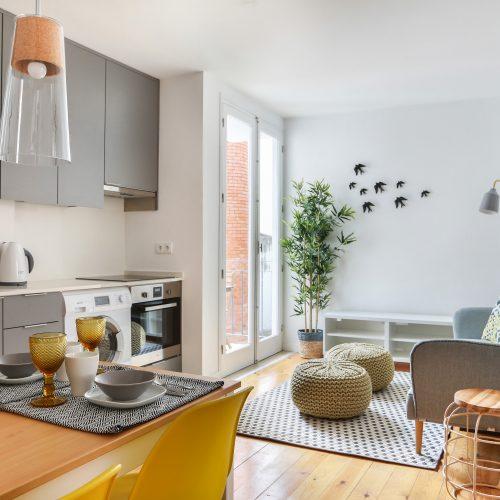 Casa interior arquitetura fotografia cozinha