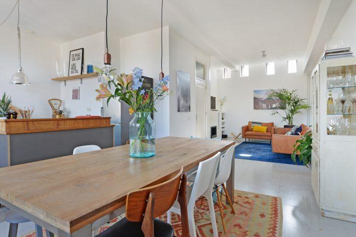 Interior de la Casa fotografía de arquitectura Sala marketing inmobiliario Signimo Amsterdam