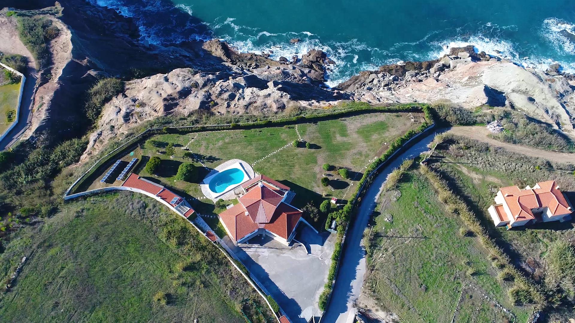 casa imobiliario drone fotografia signimo marketing arquitetura
